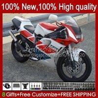 Yamaha TZR-250 TZR250 TZR 250 r RS RR 88 89 90 91 ABS BODYWORK 31NO.40 YPVS 3MA TZR250R TZR250RR 1988 1989 1990 1991 화이트 레드 TZR250-R 88-91 Moto Body