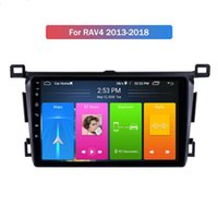 Factory Car DVD player Video Screen for TOYOTA RAV4 2013-2018 Auto GPS radio TV with BT phone book Camera