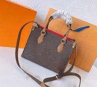 Mulheres de luxo Mulheres Sacos de Ombro Top Quality Designer Mulheres Totes Único Dual Propósito Mulher Bolsa Vinda com Caixa