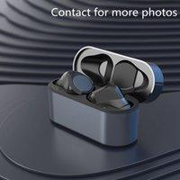 Auriculares inalámbricos Auriculares CHIP Transparencia Metal Cambie el nombre GPS Wirelesss A Los auriculares Cargar la generación de auriculares Bluetooth generación Detección en la oreja para el teléfono celular