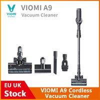 2021 Viomi A9 Vacueur d'aspirateur sans fil de poche One Bouton On / Off Conception de la batterie remplaçable 23000Pa aspiration