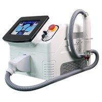 Salon use Portable 755 1064 532 1320nm Black Doll Picosecond Laser Desktop Picolaser For All Color Tattoo Removal DHL Fast Ship