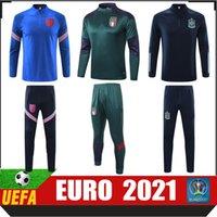 2021 2022 Brasil Futebol Tracksuit Jong Memphis de Ligt Homens Sporting Terno Argentina Mens Tracksuits Plus Treinamento de Futebol Virgil Promes Itália Inglaterra