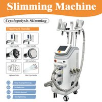 2022 Fat Freezing Slimming Body Sculpting with Double Cryo Handles Double Chin Liposuction Head 40K RF for Sale