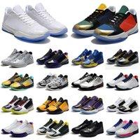 أسود مامبا 5 الرجال أحذية كرة السلة قاعة الشهرة العقلية ميتاليك الذهب حقل الأرجواني بيع بالجملة الولايات المتحدة 7-12