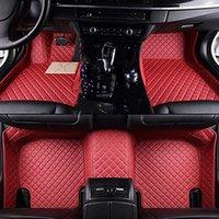 Auto Fußmatten für Ford Edge Custom Fit Leder Teppiche Dash Mats Auto Inneneinrichtungen DFHGF FRTG Y