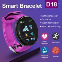 Men Sport Watches Phone Reminder Digital LED Electronic Wristwatches IP65 Waterproof Activity Tracker Clock Watch Smart Wristbands1