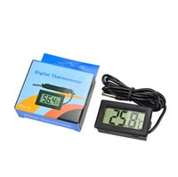 FY-10 elektronische thermometer sensor met digitale thermometer sonde factory outlet