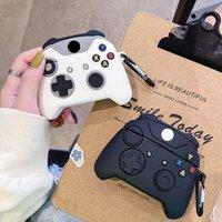 Мода Retro Game Console Беспроводная Bluetooth Чехол наушников для AirPods 1 2 Pro Симпатичные 3D Gameboy Силиконовые Наушники Xbox Обложка