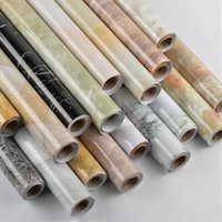 Wallpaper PVC Self-adhesive Anti- Thick Waterproof Living Room Renovation Of Furniture Paper Wallpapers