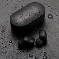 M1 TWS Bluetooth Kulaklık Kablosuz 5.0 Stero Kulakiçi Akıllı Gürültü İptal Edilebilir Kulaklıklar Perakende Kutusu Ile Akıllı Cep Telefonu Için