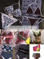 2021 Womens Designers Swimsuits maillot de bain Brands Bikinis Suits Summer Sexy Bandage Badeanzug costumi Bikini Sets Two-Pieces Swimwears