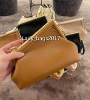 Klassische Frauen Clutch Taschen Klappe Brief Clip Handtaschen Handtasche Geldbörsen Echtes Leder Luxus Designer Schulter Crossbody Abendtaschen