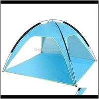 Tents And Shelters Outdoor Lightweight Beach Shade Canopy Uv Sun Shelter Travel Camping Fishing Tent With A Carry Bag1 Gbkfi Ul7Yg