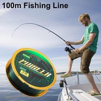 Braid Line 100M Fishing Wire Hanging For Balloon Ornament Accessories Strong Nylon String Supports 15.5-22KG