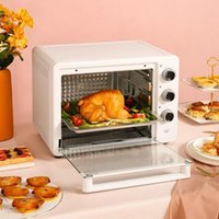 Electric Ovens Household Multi-Function Toaster Oven Automatic 30L Bakery For Baking 220V