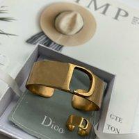 Модный бренд имеют штампы кольца унисекс влюбленные подарки участие роскошные украшения с коробкой