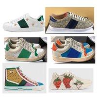 Ass Schuhe Designer Tennis 1977 Sneaker Leinwand Schuh Waschen Jacquard Denim Vintage Lässige Turnschuhe Rhyton Daddy Dirty Top Leder BienentrainerShoes