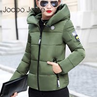 Winter Parkas Women Winter Plus Size 5XL Coat Jacket Hooded Thick Warm Short Outerwear Female Slim Cotton Padded Basic Tops 210619