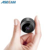 Mini-DV-Kamera-Rekorder mit Magnet HD 1080p Wireless Wifi Motion Detect Night Vision Network Nanny IP-Kameras