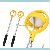 Sports & Outdoors1Pc Golf Ball Pick Up Tools Retriever Retracted Matic Locking Scoop Picker Complete Set Of Clubs Drop Delivery 2021 Iplie
