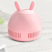 Vacuum Cleaners Portable Practical Electric Desktop Cleaner Home, Micro-USB By Button Random Dust Collector For Notebook