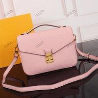 Damen Design Messenger Bag Fashion Mini Top Damen Taschen Tragbare Dual-Nutzung Hochwertiger Dame Handtasche Geldbörse