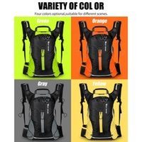 Outdoor Bags Bike Portable Waterproof Backpack 10L Cycling Water Bag Sport Climbing Hiking Pouch Hydration