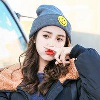 Moda juventud baotou punto coreano calle hip hop Dazzle Dance Skateboard Wool Studed Studed Hombres y mujeres Bqxg