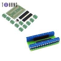 Integrated Circuits Standard Terminal Adapter Board For Arduino Nano 3.0 V3.0 AVR ATMEGA328P ATMEGA328P-AU Module Expansion Shiled