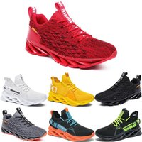 2021 hombres zapatos de correr triple negro blanco moda hombres mujeres de moda excelentes entrenadores transpirables casual deportes zapatillas al aire libre tipo 98