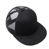 2021 bulk snapback hats packaging for men