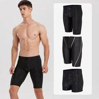 Hombres de verano Traje de baño Boys Shorts Shorts Troncos de natación Playa Natación Surfing Trajes impermeables Impresión Rash Guards Diving Set de traje de baño de hombres