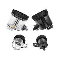 Мотоцикл тормоза передняя задняя тормозная жидкость для резервуара для Aprilia RSV4 1000 APRC R / Factory RR / RF, TUOONO V4 1100RR V4R, чашка нефтегазов RVS1000