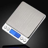 LCD Tragbare Mini Electronic Digital Scales Pocket Case Postküchen Schmuck Gewichtsbilanzskala