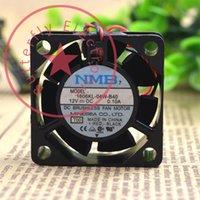 Nuevo 1606kl-04W-B40 4 cm 12V 0.10A Refrigerador de ventilador de refrigeración 40 * 40 * 15mm 4015