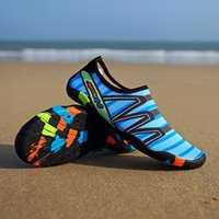 Summer Plus Size Unisex Swimming Shoes Men 2021 Casual Breathable Wading Zapato Women Outdoor Beach Chaussure Cycling Scarpa Zapatillas Hombre