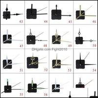 Wall Décor Home & Gardenwall Clocks Diy Quartz Clock Movement Mechanism Hands Repair Tools Parts Silent Kit Set T8We Drop Delivery 2021 0Dpa