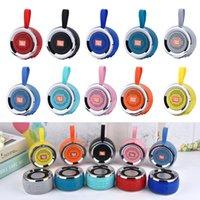 TG146 Mini BT Speaker Comes with headphones Hifi Stereo Protable Wireless Soundbox Subwoofers Loudspeaker Outdoor MP3 Music Players USB FM PK TG116 TG106 TG1069