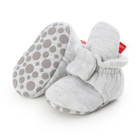 First Walkers Kids Anti-slip Cotton Baby Sneakers Toddler Girl Shoes Born Accesories Winter Warm Children Casual Soft