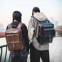 Backpack Fularuishi 2021 Bagpacks Laptop For Men High Capacity School Bag Boy Girls Male Travel Mochila