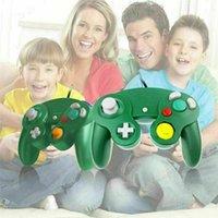 Controller NGC cablato Gamepad Joystick Joypad Games di alta qualità Accessori per GameCube GC e Wii U console Game Controller Game