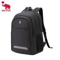 Oiwas impermeável homens grandes mochila sacos laptop sacos adolescente estudantes bookback mochila viajar escola homens homens mochila 20118