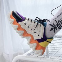 D75 2021 High Quality Men Casual Shoes Sneaker Grey Sports Mens Trainers Sneakers Size 7-13 des chaussures 113