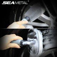 Универсальные Универсальные мокрые и сухие для колесных шин RIM Mool Tools Car Chub Tire Cleaner Щетки Авто аксессуары