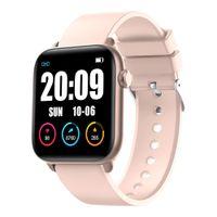 Kingwear KW37 Smart Watch Mujeres SmartWatch Monitor de frecuencia cardíaca IP68 Pulsera de aptitud deportiva Bluetooth Hombres para Android iOS