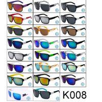 남성 여성을위한 사각형 프레임 선글라스 멋진 미러 렌즈는 호주와 미국 UV400의 태양 안경을 자전거로 컬러 고글 야외 스포츠 안경
