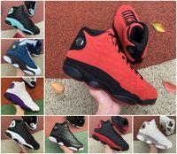 13 Bred Island Lucky Green رجل كرة السلة الأحذية الأحمر فلينت فانتوم شيكاغو أحذية رياضية 13 ثانية حصل على لعبة ملعب الرؤية سبج هايبر الملكي Playoffs الرياضة الأحذية الرياضية