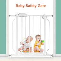 Çocuk Güvenlik Kapısı Bebek Koruma Güvenlik Merdiven Kapı Çit Çocuklar için Güvenli Kapısı Kapısı Evcil Köpek İzolasyon Çit Ürün SH190923