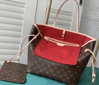 "LV…""Louis…Bag""Vitton&#132messenger bag luxurys designers bags 2021 Shoulder Lady Totes purse handbags crossbody 2pcs N22"